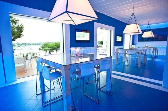 HPC Blue Cocktail Bar