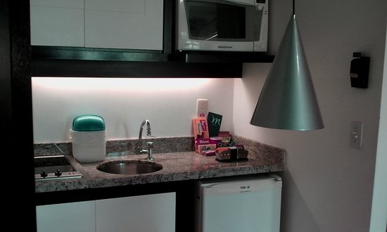 Mercure Apartments Vitoria : estilo Flat