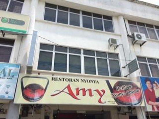 Amy Heritage Nyonya Cuisine : Front View of Restaurant