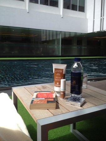 Mandarin Hotel Managed by Centre Point: бассейн