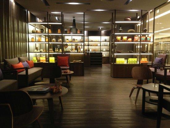 Mandarin Hotel Managed by Centre Point: магазин при спа в отеле