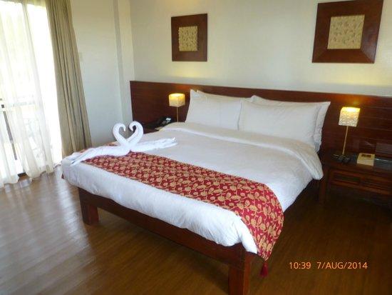 Sheridan Boutique Resort: matrimonial bedroom