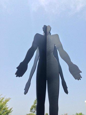 Kirishima Open-Art Museum : 作品のひとつ
