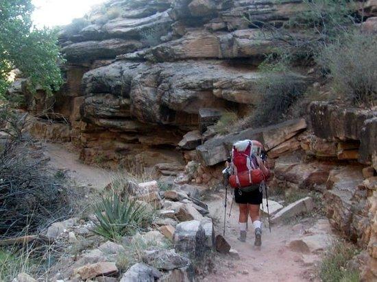 The Wildland Trekking Company : Rim to Rim trail