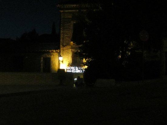 Sercotel Hotel Pintor el Greco: Fachada