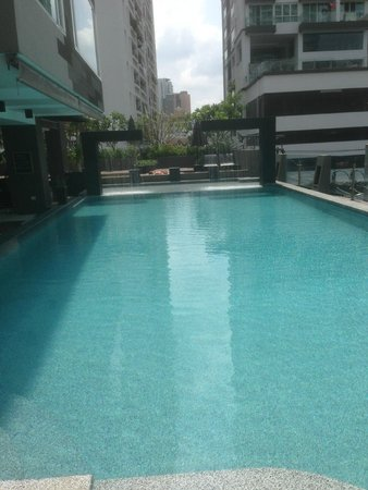 Golden Tulip Mandison Suites: Lovely Pool