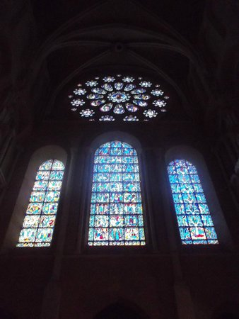Cathédrale de Chartres : Витраж