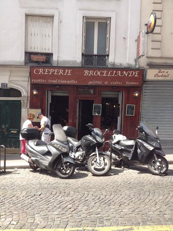 Crêperie Brocéliande : Creperie Broceliande
