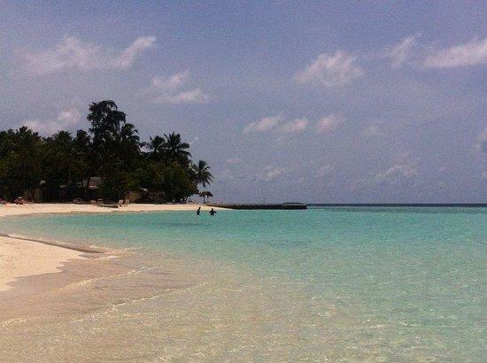 VOI Maayafushi Resort: Spettacolo
