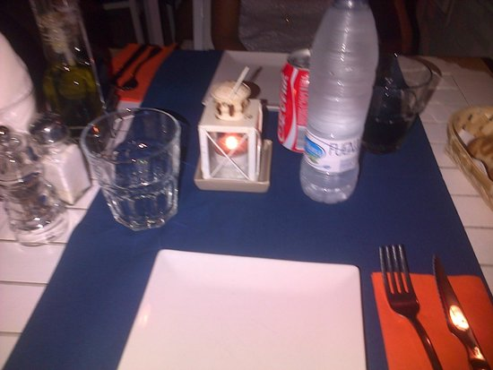 Don Jamòn: il tavolino