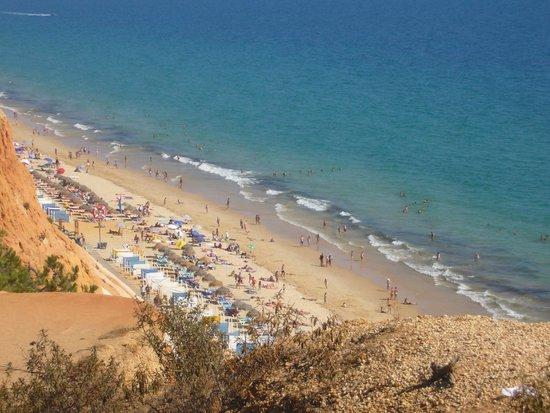 Stella Maris Hotel Apartments: Praia De Falesia Beach