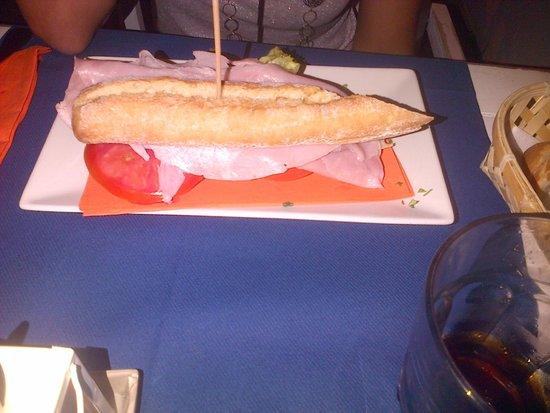 Don Jamòn: un bel paninozzo!