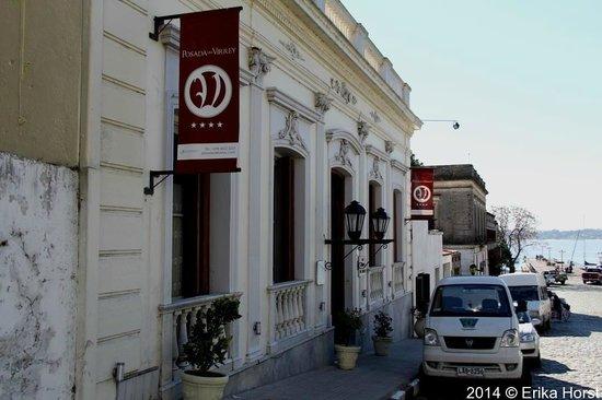 Hotel Posada del Virrey: Fachada da Posada Del Virrey