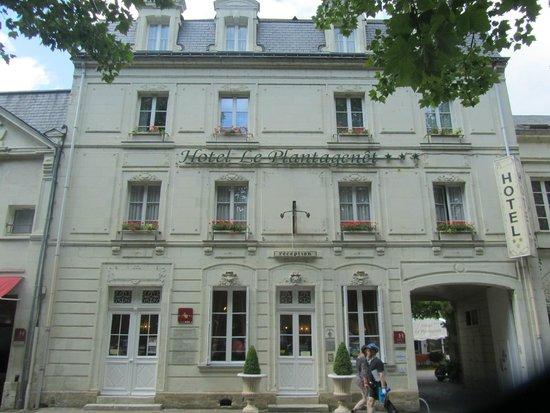 Hotel Le Plantagenet, Chinon