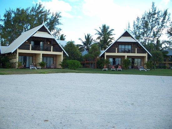 Preskil Beach Resort: Bungalows 2ème et 3ème catégories (deluxe et prestige)