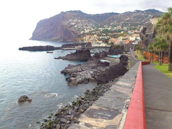 Vila Baleira Porto Santo: Madeira Camara de Lobos