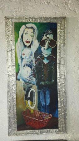 Hotel Enfrente Arte: art