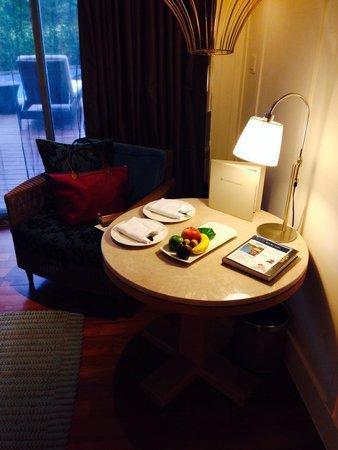 InterContinental Hua Hin Resort: Welcome