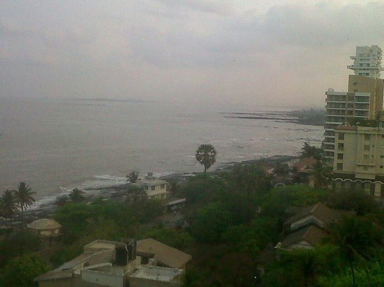 Taj Lands End : View from 12th floor