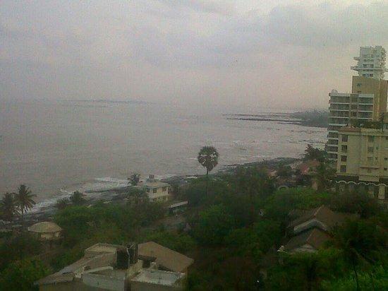 Taj Lands End Mumbai : View from 12th floor