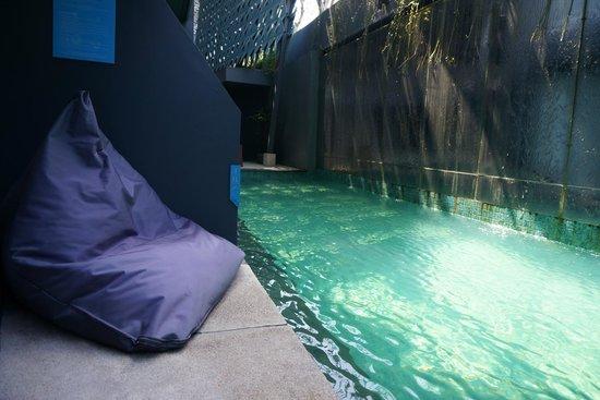 Ize Seminyak: private pool