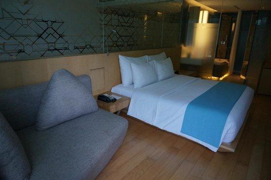 Ize Seminyak: bedroom
