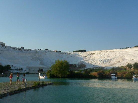 Hierapolis & Pamukkale: hierápolis