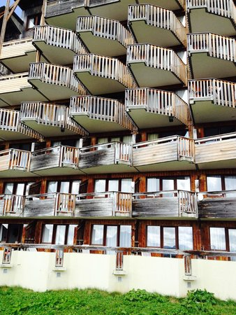 Apartamentos Pierre & Vacances Saskia Falaise: la residence