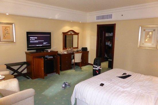 Le Royal Meridien Beach Resort & Spa: Zimmer 701