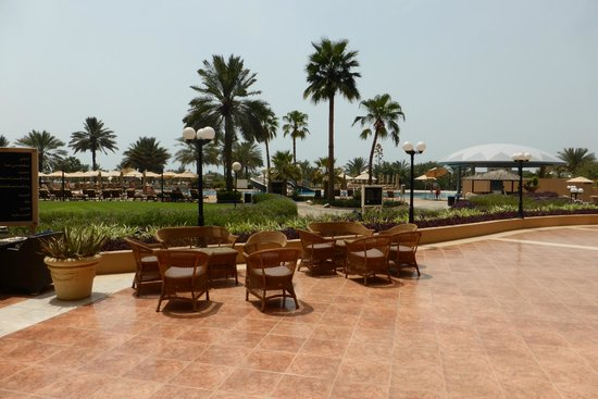 Le Royal Meridien Beach Resort & Spa: Aussenbereich