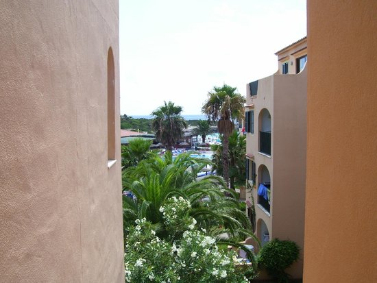 Eden Village Siesta Playa : Veduta dalla camera