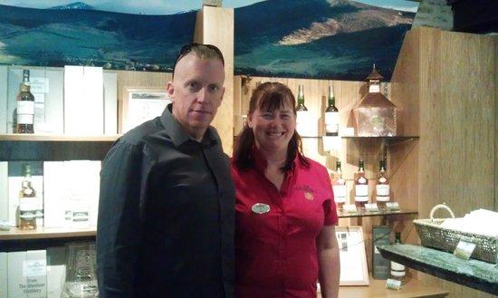 The Glenlivet Distillery: Jenny
