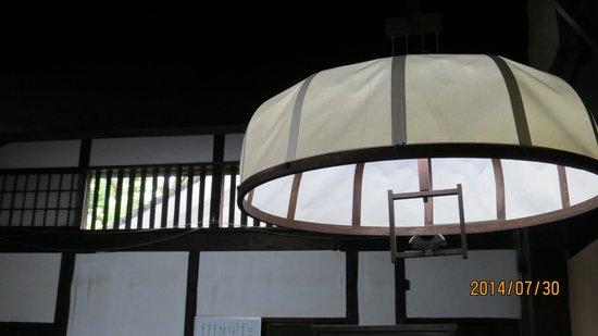 Sumiya Motenashi Cultural and Art Museum : 台所