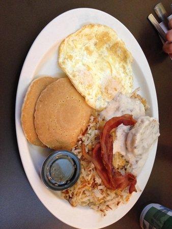 The Dish: Deluxe breakfast