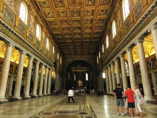 Basilica di Santa Maria Maggiore : Chiesa