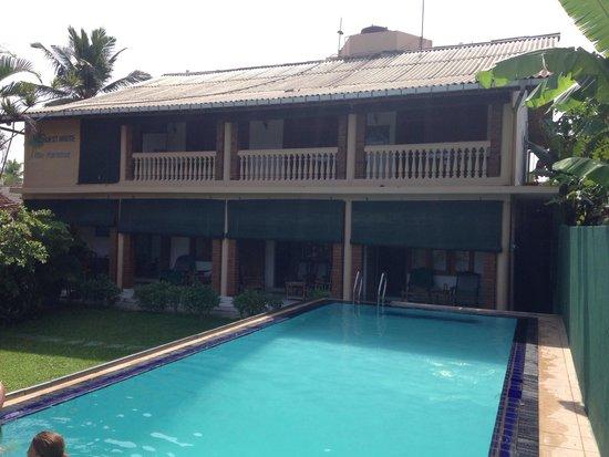 Little Paradise: Really nice pool.