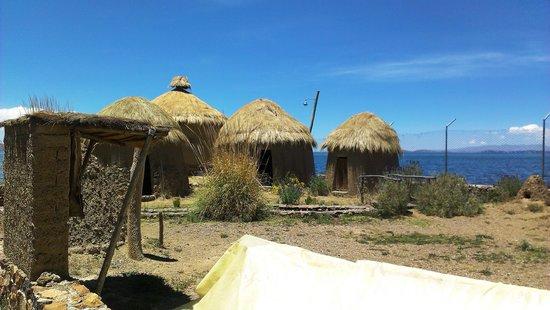 Lake Titicaca: На озере