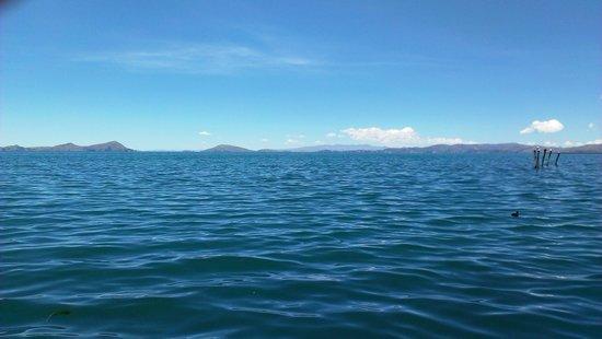 Lake Titicaca: Титикака