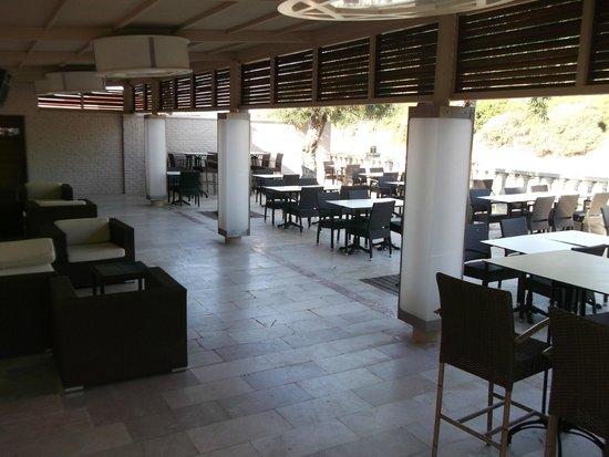 Tusan Beach Resort: A La Carte Restaurant