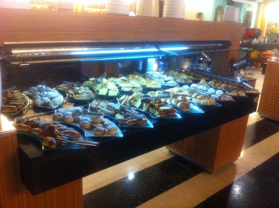 SENTIDO Perissia : Petit déjeuner
