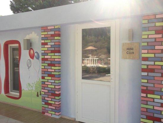 Tusan Beach Resort: Kids club