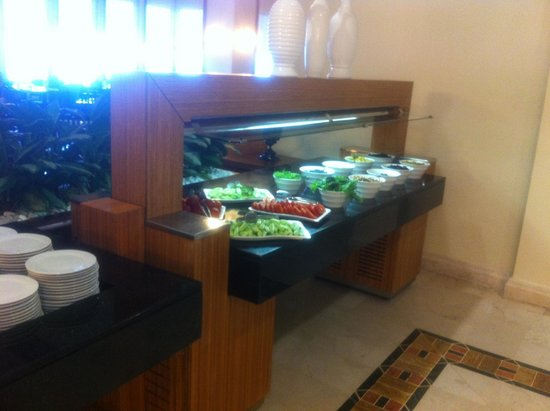 SENTIDO Perissia : Petit déjeuner Turc