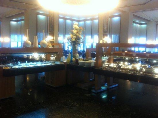 SENTIDO Perissia : Buffet du matin