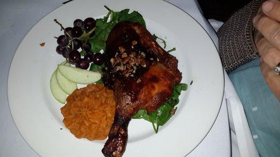 Irene's Cuisine : Duck Entree