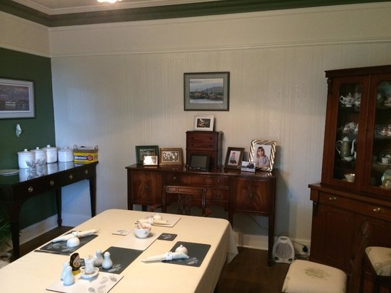Glengarry B&B: Breakfast room