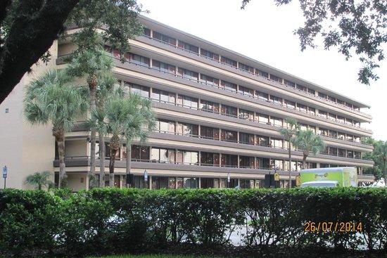 Rosen Inn at Pointe Orlando: View of Block A