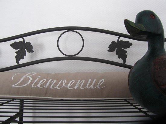La Rocheline : Welcome to the Garden Room
