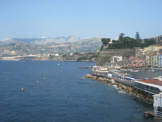 Hotel Admiral Sorrento Italy Reviews