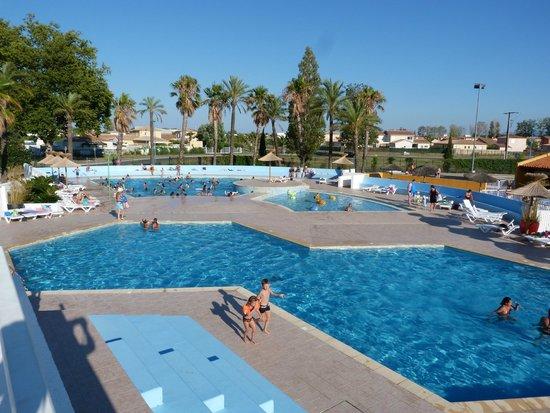 Camping Bosc d'en Roug : La piscine