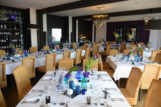Hotel Castel Beau Site : Salle de Restaurant